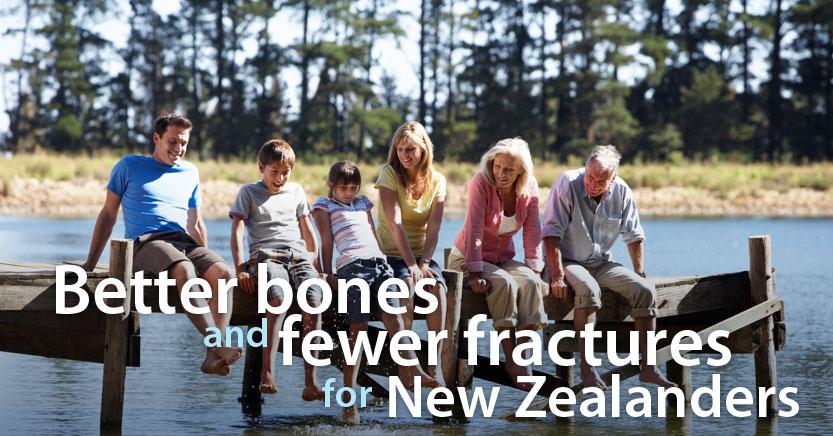 Better bones, fewer fractures